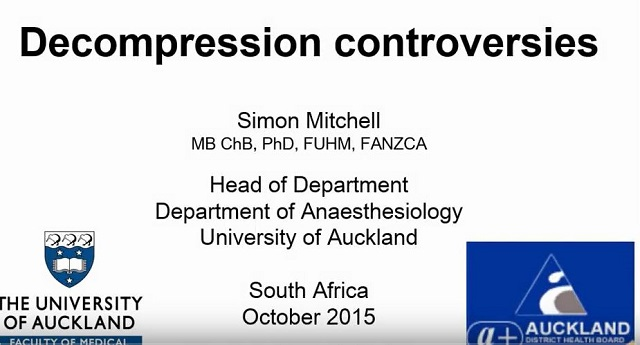 Decompression Controversies
